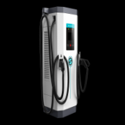 150KW CCS 2 Plugs EV DC Fast Charger with TUV CE certification